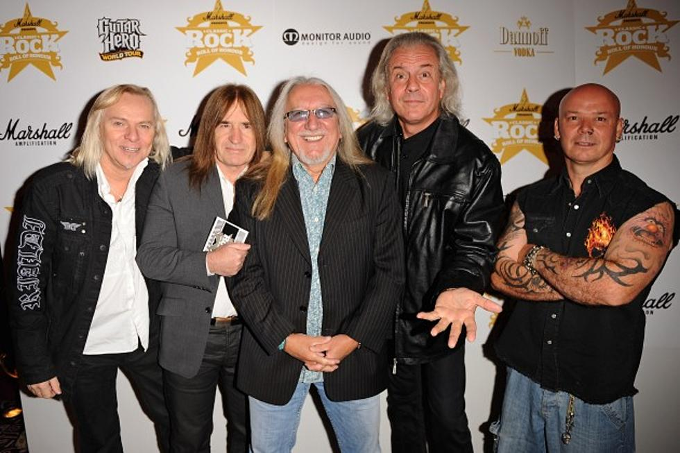 Uriah Heep Ex David Bowie Bassist To Have Surgery