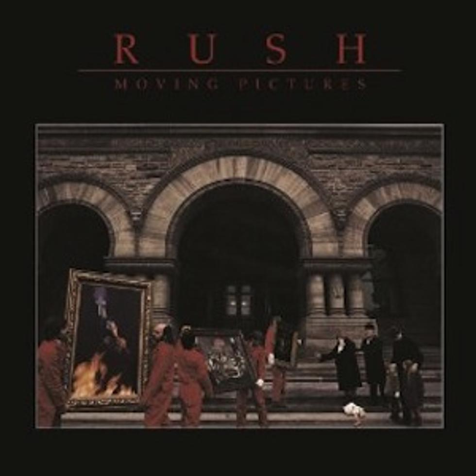 Top 10 Rush Songs of the '80s