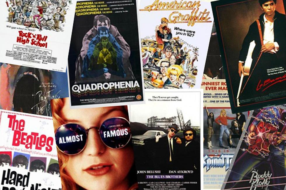 Top 10 Rock N Roll Movies