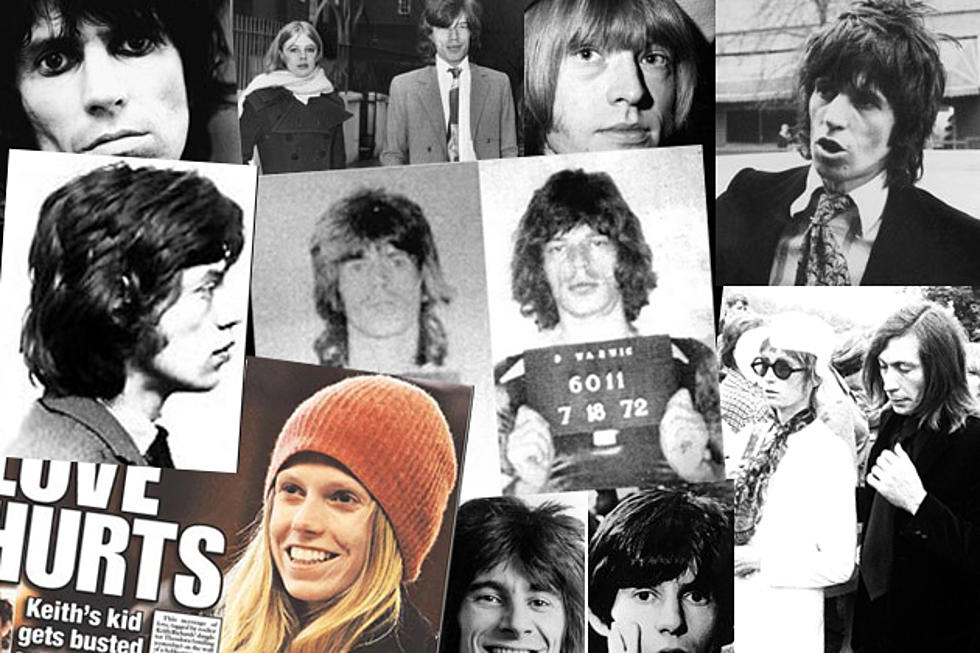 Rolling Stones Arrest History: 11 Brushes With the Law