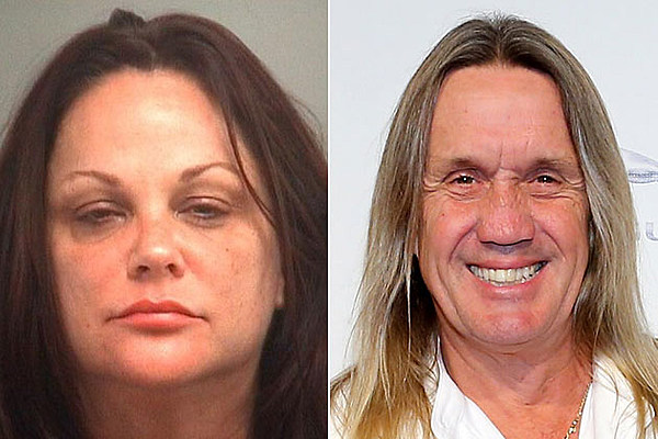 Iron Maiden Drummer Nicko Mcbrain S Wife Accused Of Assault