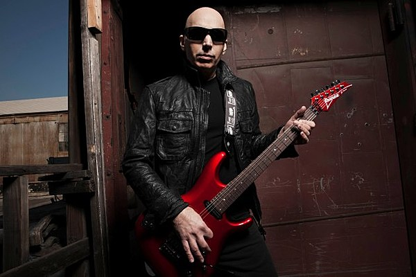 joe satriani announces 2013 tour. Black Bedroom Furniture Sets. Home Design Ideas
