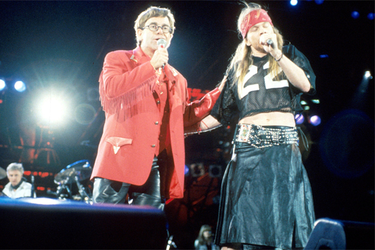 Top 10 Queen Performances From Freddie Mercury Tribute Concert