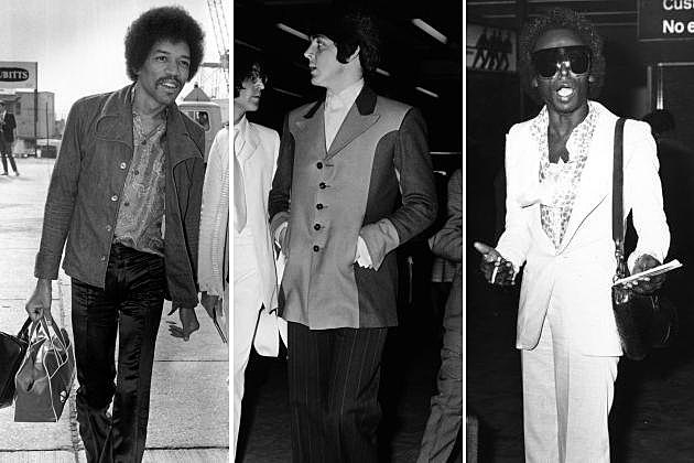 Image result for Jimi Hendrix, Paul McCartney, Miles Davis, and jazz drummer Tony Williams.