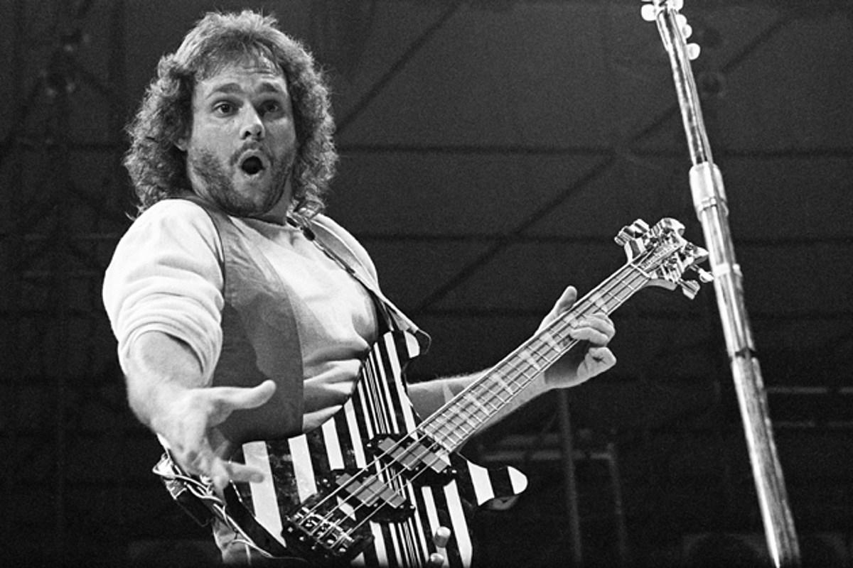 Top 10 Van Halen Michael Anthony Songs
