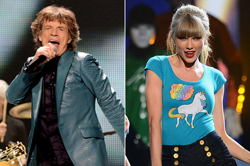 Taylor Swift To Join Rolling Stones In Chicago
