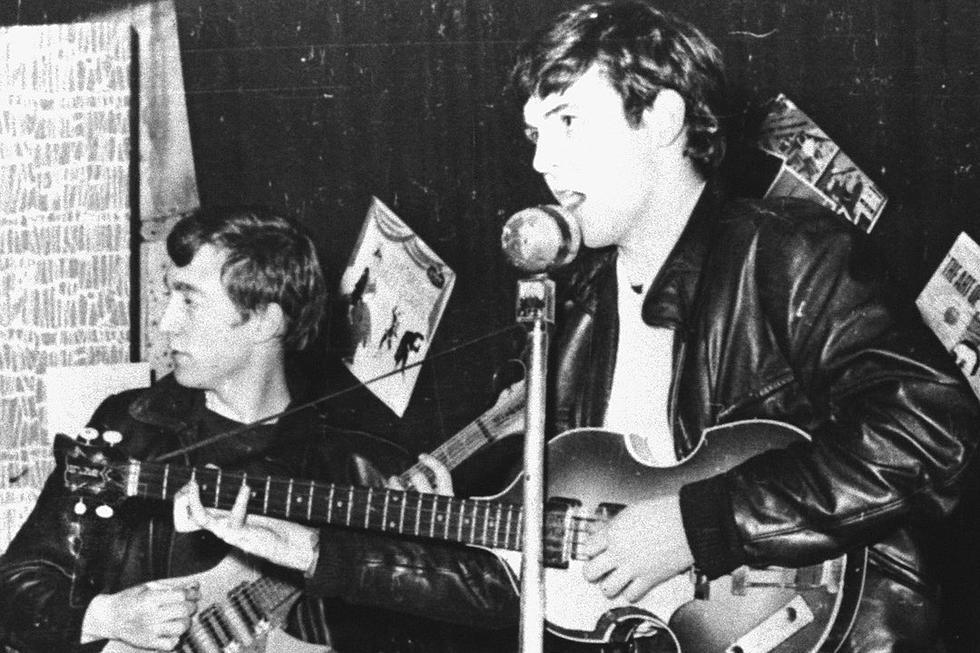 The Day John Lennon Met Paul Mccartney