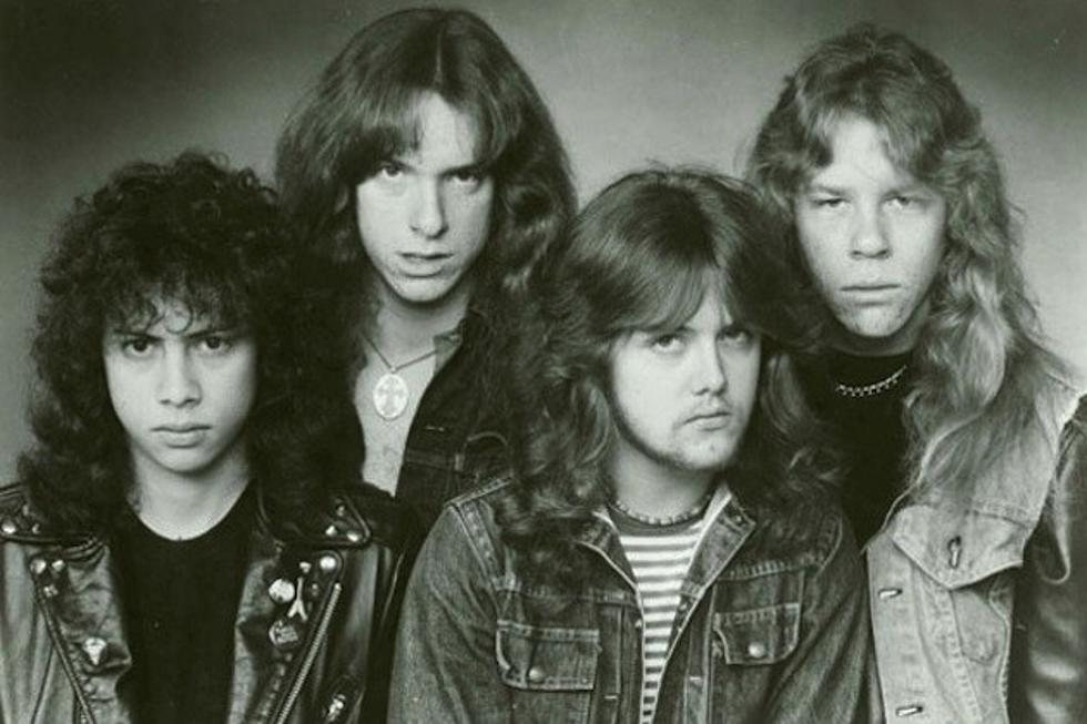 Top 10 Metallica Songs of the '80s