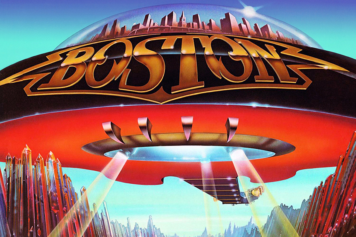 When Boston Rushed Their Second Album, 'Don't Look Back'