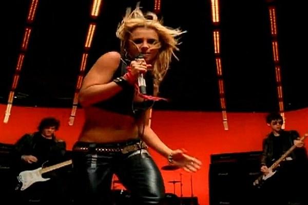Britney Spears - I love rock n roll @ Planet Hollywood Las