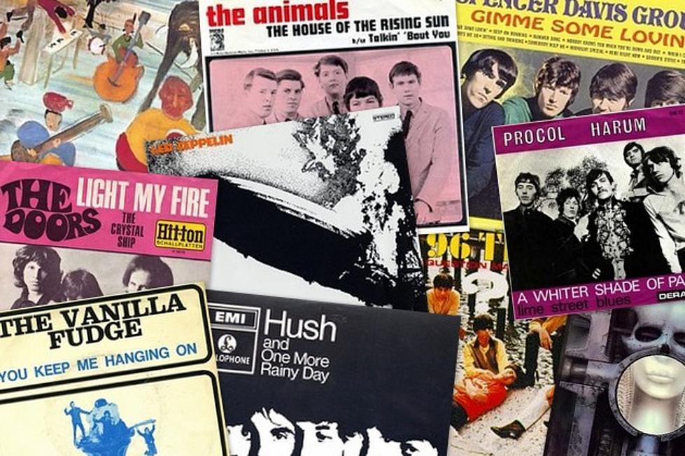 Top 10 Organ Rock Songs