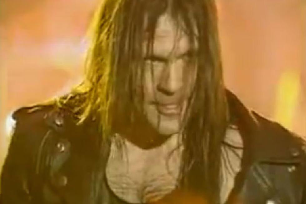 When Bruce Dickinson Left Iron Maiden