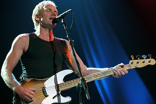 Top 10 Sting Solo Songs
