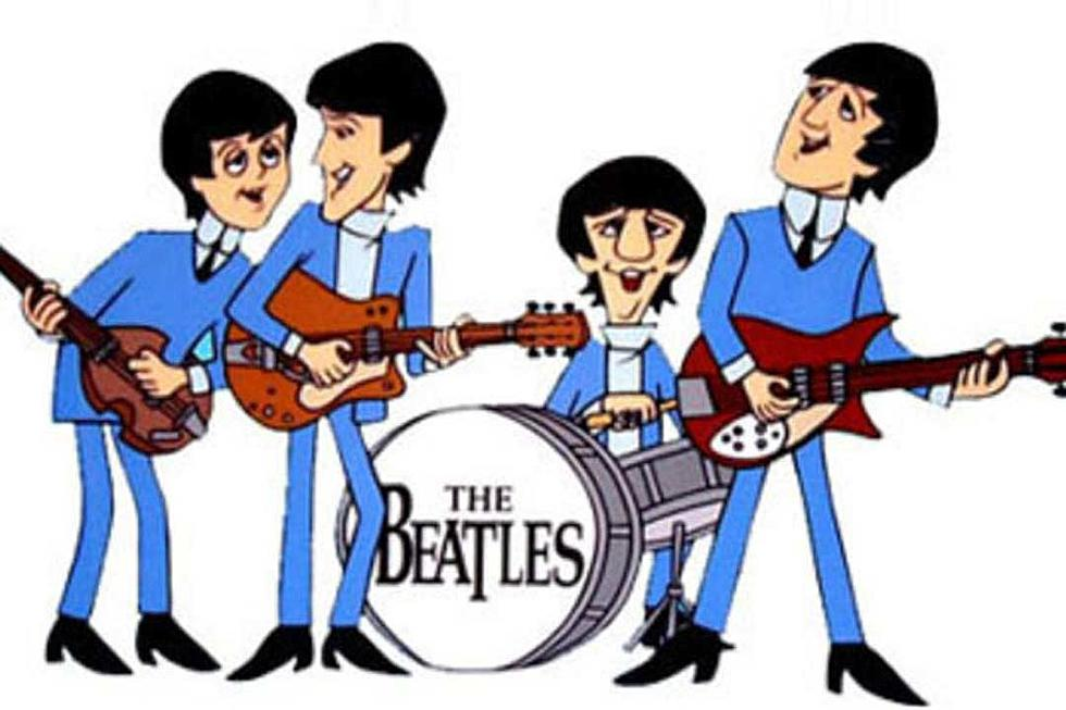 How the Beatles Became Saturday Morning Cartoon Characters