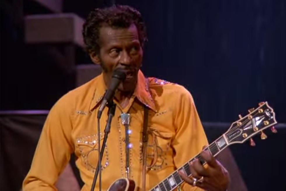 How Chuck Berry Got an All-Star Birthday Party on 'Hail