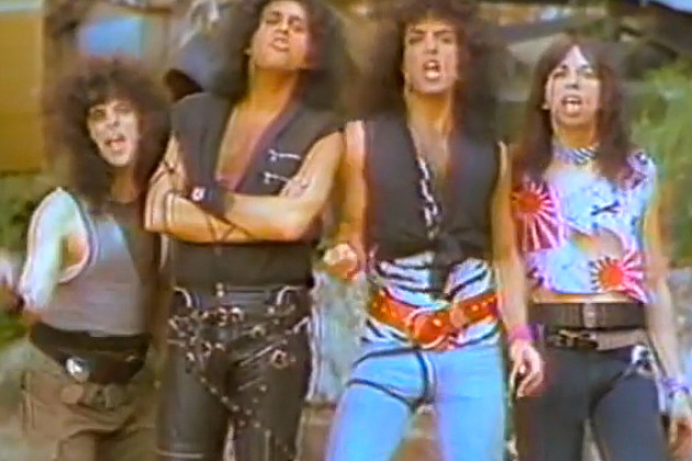 Sorry, paul stanley lick it up for