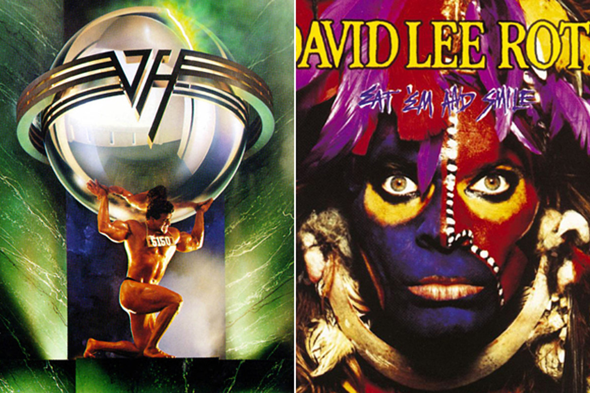 Van Halen S 5150 Vs David Lee Roth S Eat Em And Smile