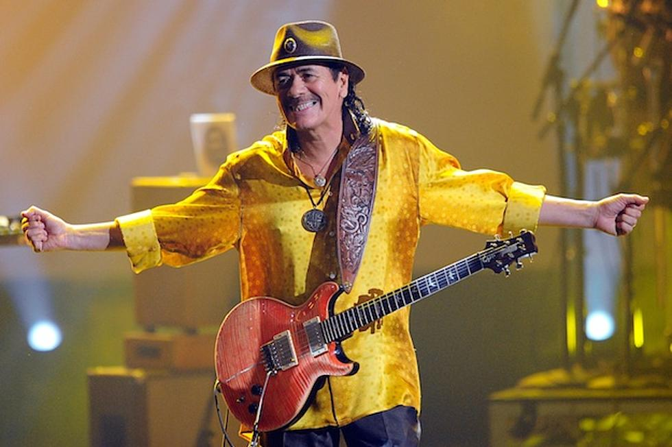 Top 10 Santana Songs