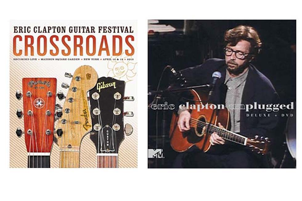Eric Clapton Crossroads Guitar Festival 2020.Win An Eric Clapton Crossroads And Unplugged Prize Pack