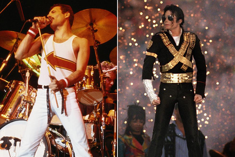Duet Between Freddie Mercury and Michael Jackson Might Get