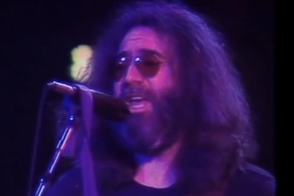 36 Years Ago: The Winterland Ballroom Closes With Epic Grateful Dead