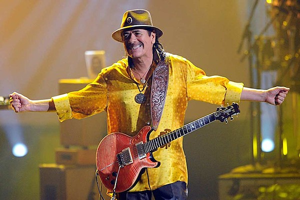 Top 10 Santana Songs