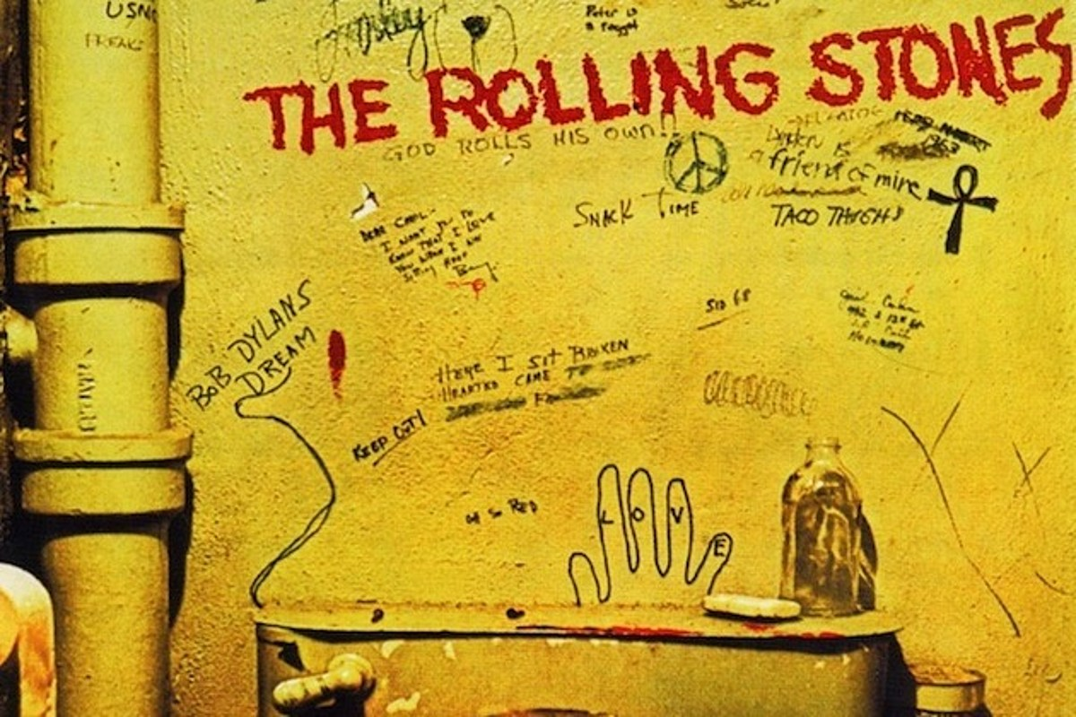 The Rolling Stones Entered Classic Period With 'Beggar's