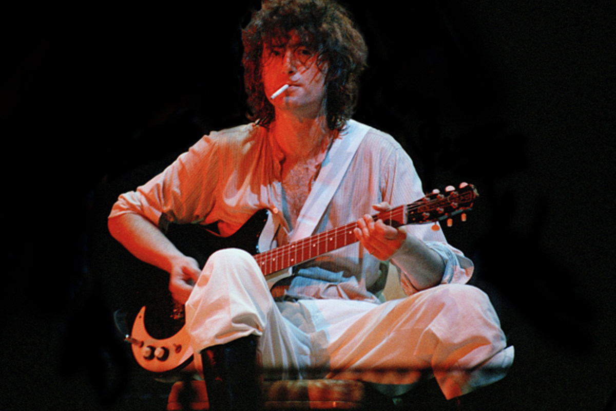 Top 10 Post-Led Zeppelin Jimmy Page Songs