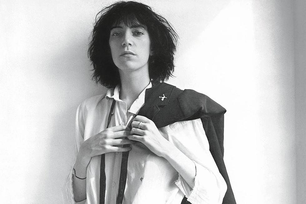 How Patti Smith Made A Definitive Opening Statement With
