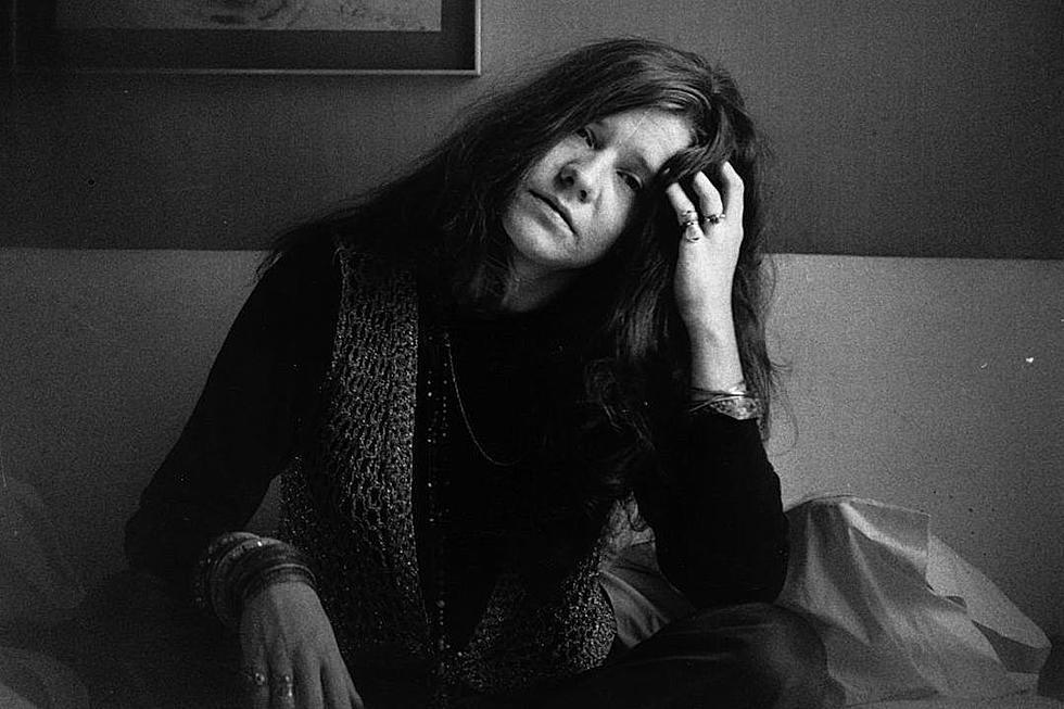 Revisiting Janis Joplin's Debut Solo LP