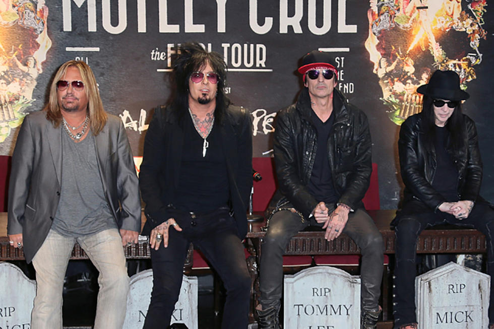 Motley Crue Announce The Final Tour