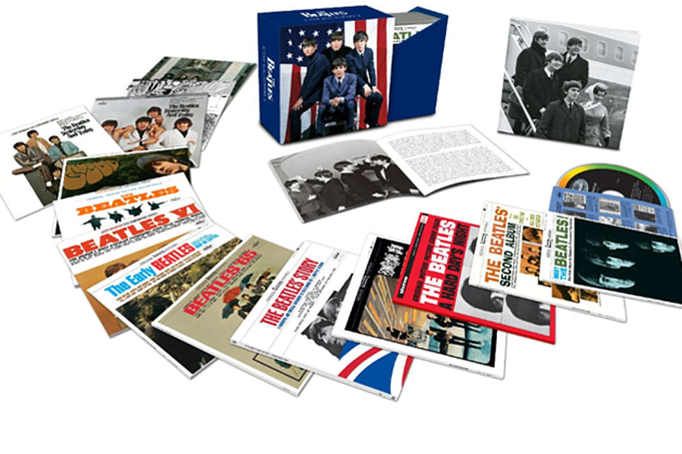 The Beatles: U S  vs  U K  Album Guide