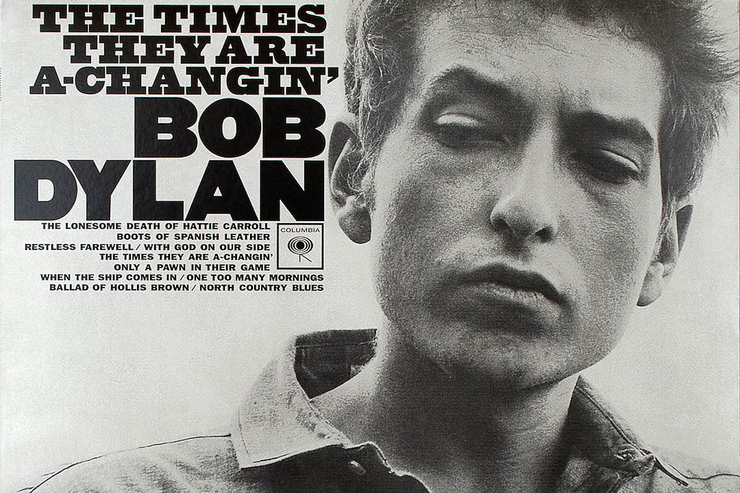 8dfc6dc59f How Bob Dylan Came Into His Own on  The Times They Are A-Changin