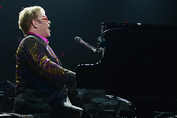 Elton John To Release Deluxe Edition Of Goodbye Yellow