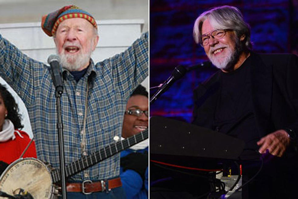 Pete Seeger's Death Prompts Confused Twitter Tributes to a