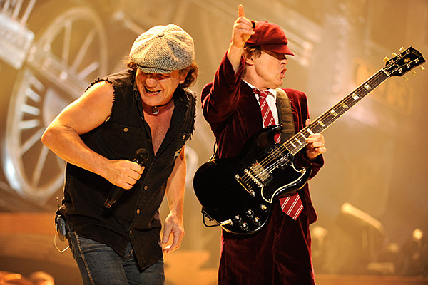 AC/DC to Record New Album and Tour in 2014