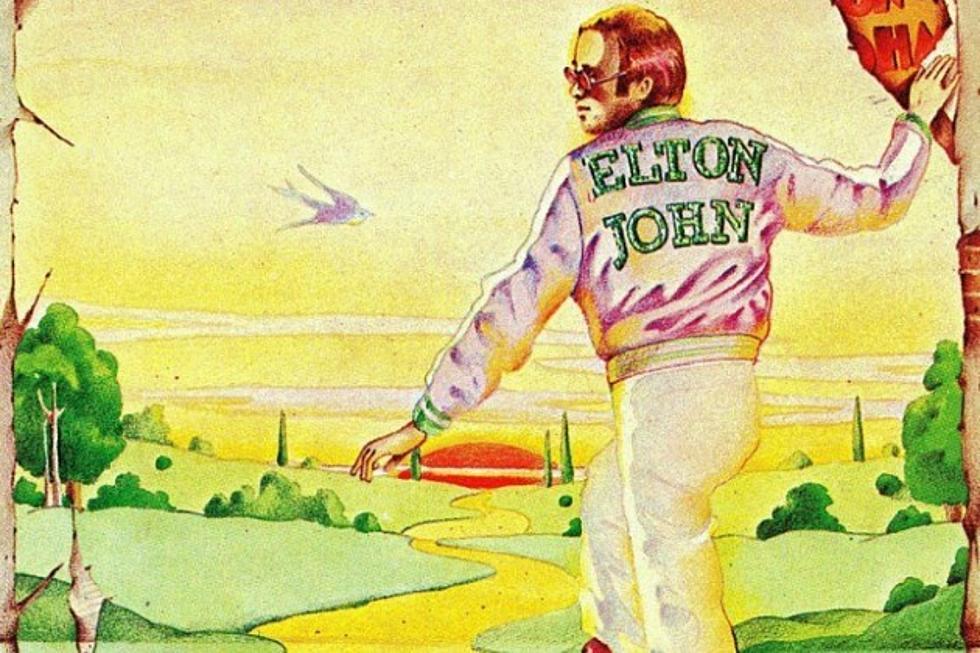 Elton John and Bernie Taupin Talk 'Goodbye Yellow Brick Road' Reissue