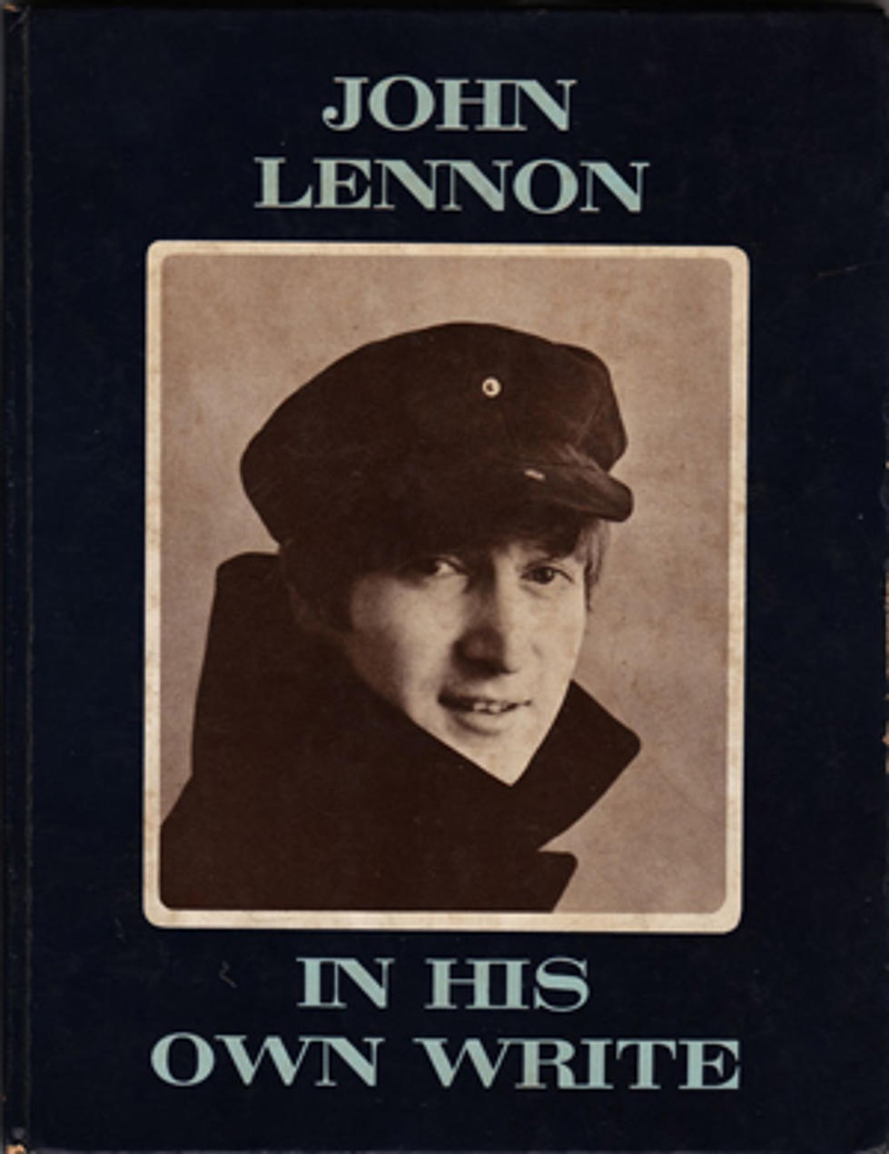 "Cover of ""In His Own Write"""