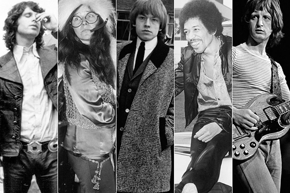 7 Bintang Rock Yang Meninggal Pada Usia 27 Tahun