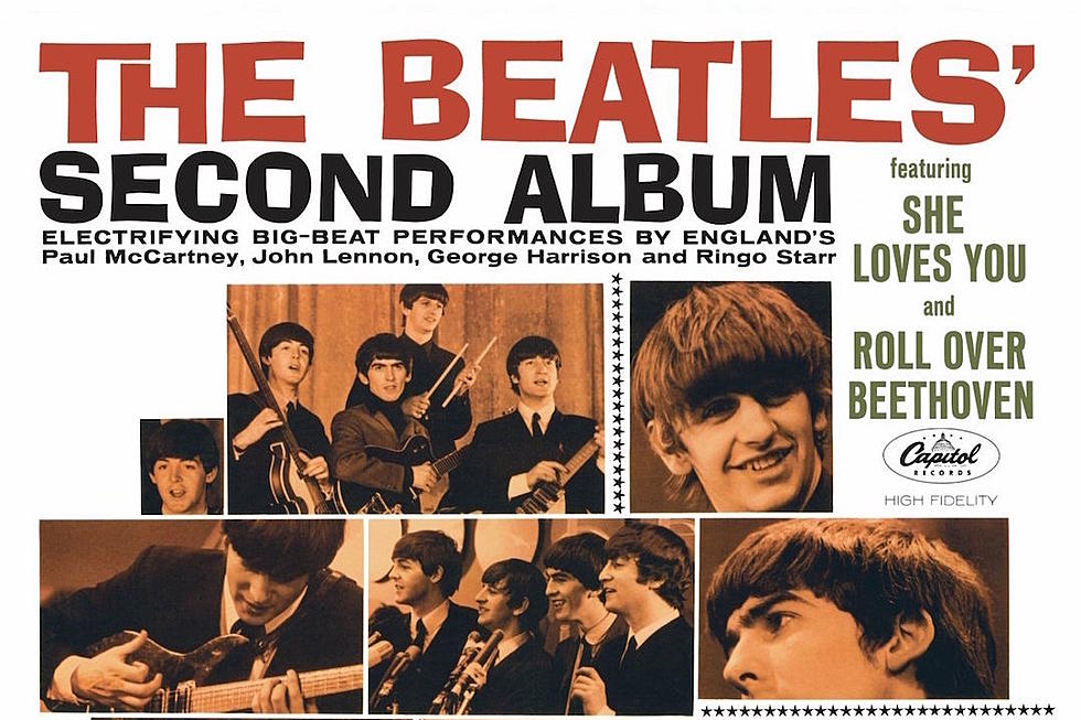55 Years Ago: Patched-Together 'Beatles' Second Album' Arrives