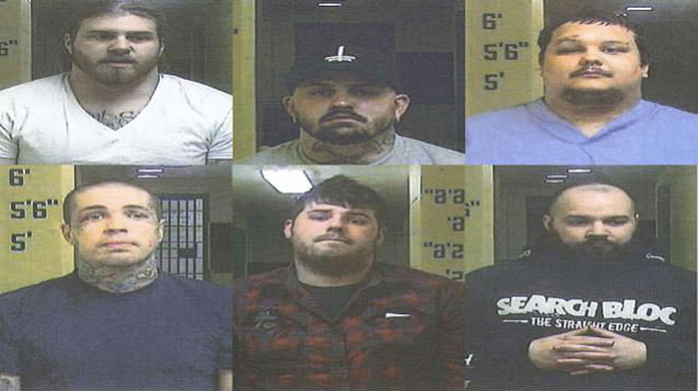 Police Release Mugshots, Video from Massive Ohio Metal