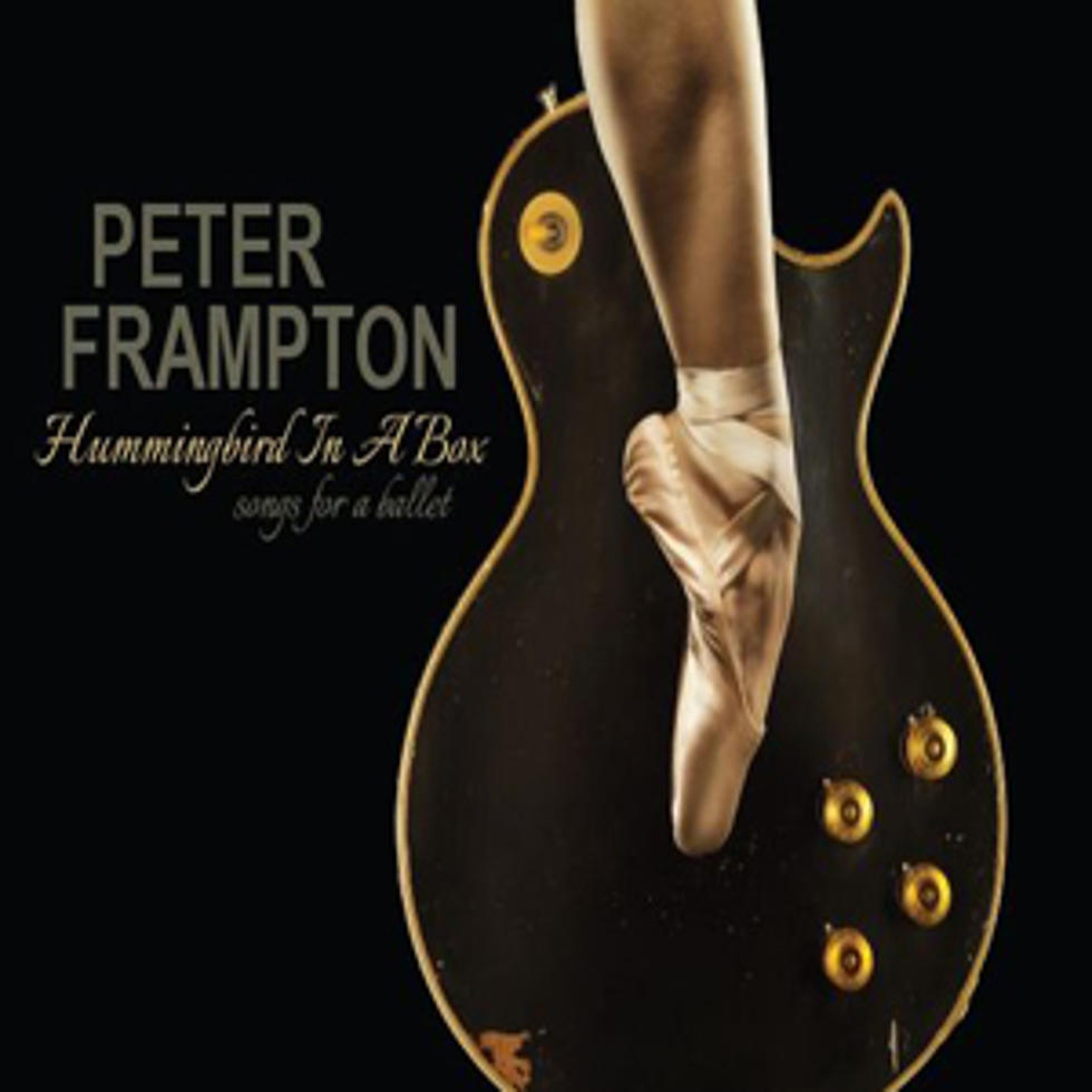 Peter Frampton Announces New Album, U S  Tour