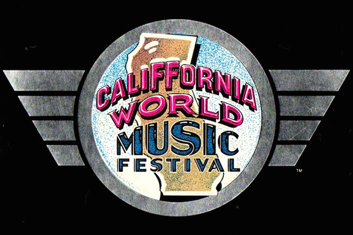 Remembering the Often-Overlooked CaliFFornia World Music Festival