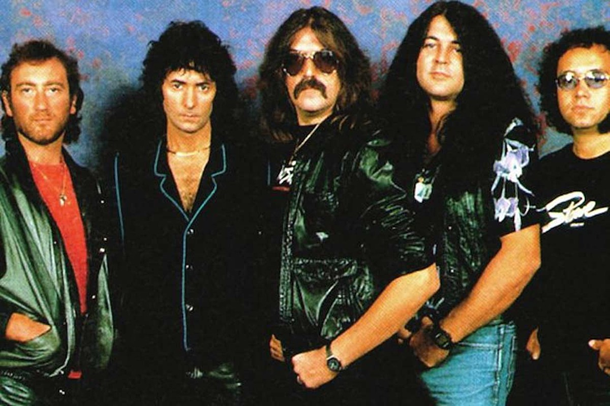When Deep Purple Improbably Returned With 'Perfect Strangers'