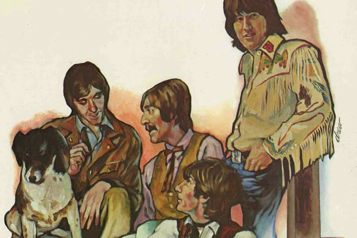 50 Years Ago: Poco Release Debut Album, 'Pickin' Up the Pieces'