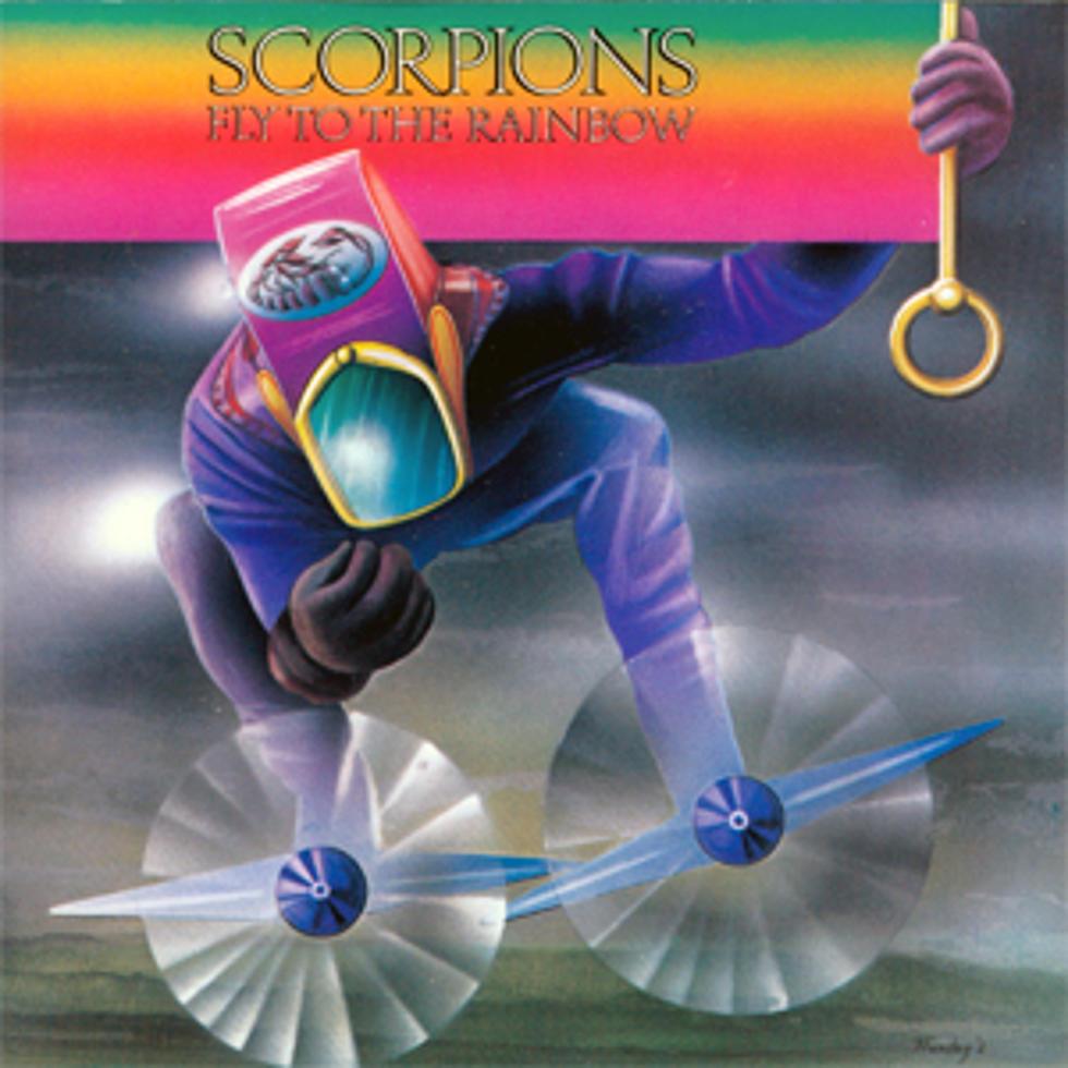 Top 10 Scorpions Songs