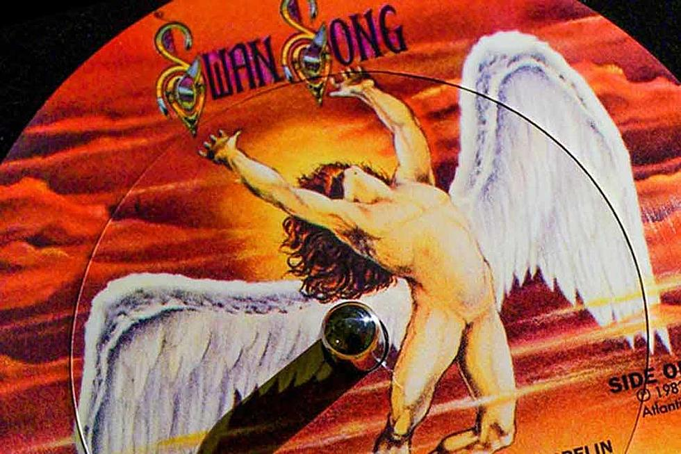 The Day Led Zeppelin Launched Swan Song Records