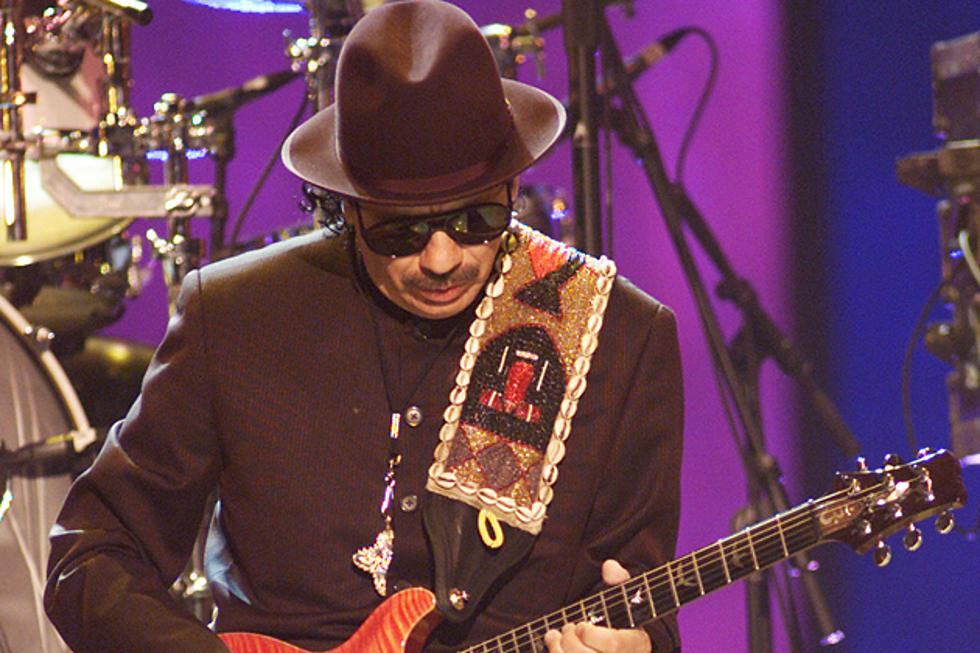 Santana Confirms Which Woodstock 50th Festival He'll Play