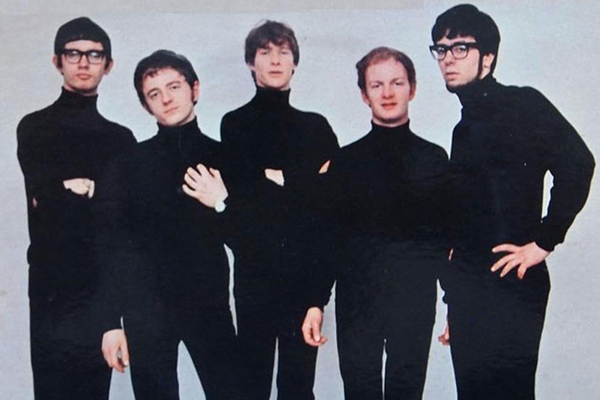 When Manfred Mann Hit No. 1 With 'Do Wah Diddy Diddy'