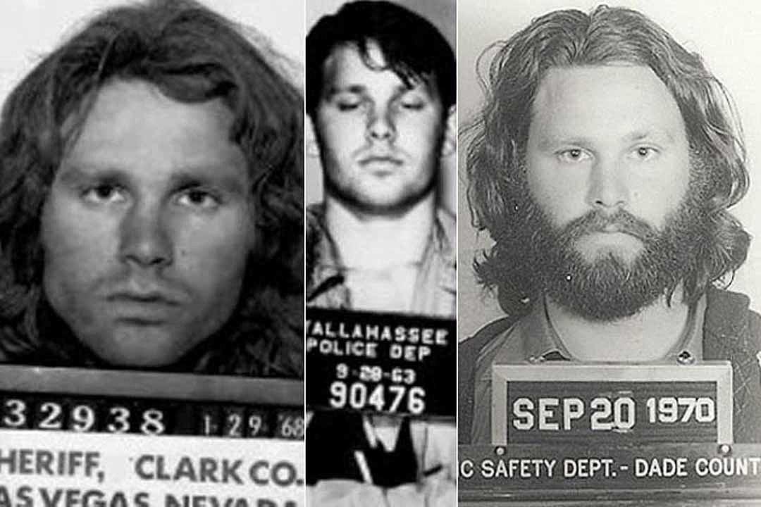 83c0b6b60e6e6 Jim Morrison s Arrest History